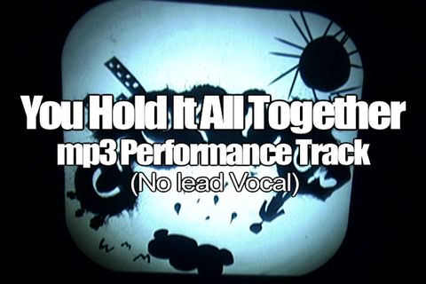 YOU HOLD IT ALL TOGETHER mp3 Track (No Lead Vocal)