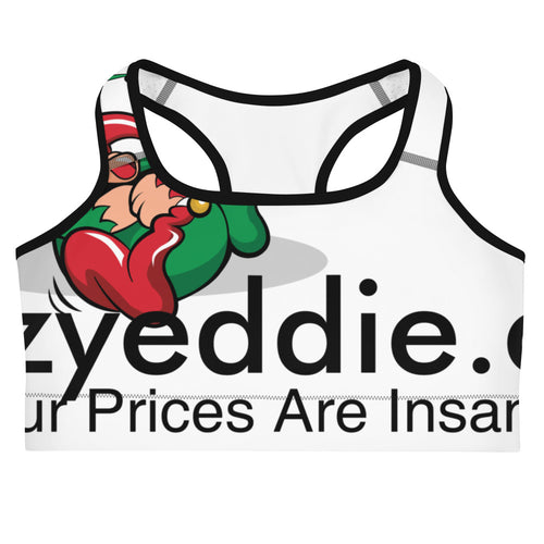 Krazyeddie Sports bra