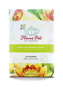 Enlightening Lotus: Floral Tisane