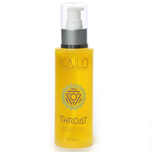 Throat Body Oil
