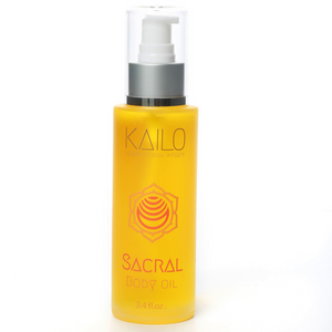 Sacral Body Oil