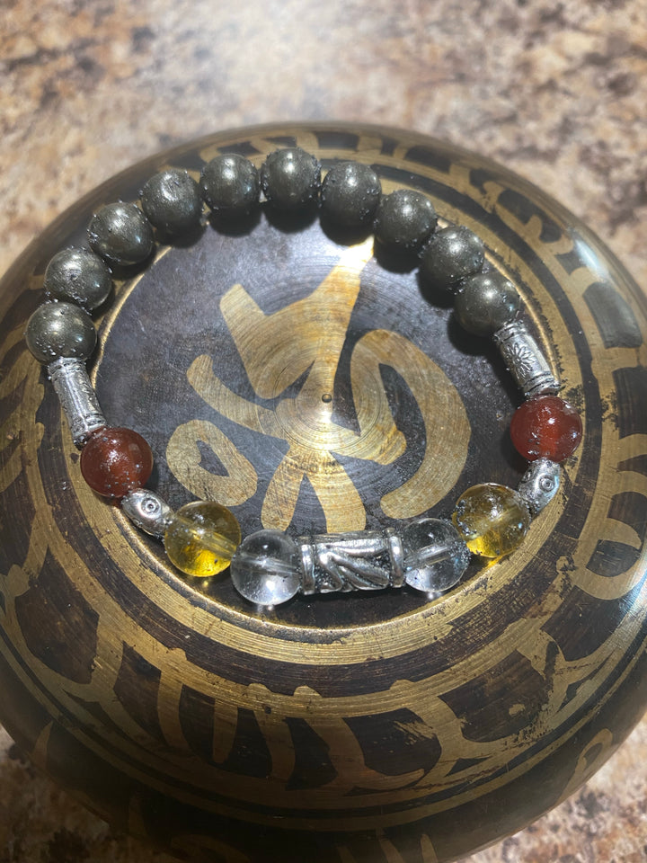 Powerful Manifestation Crystal Bracelet