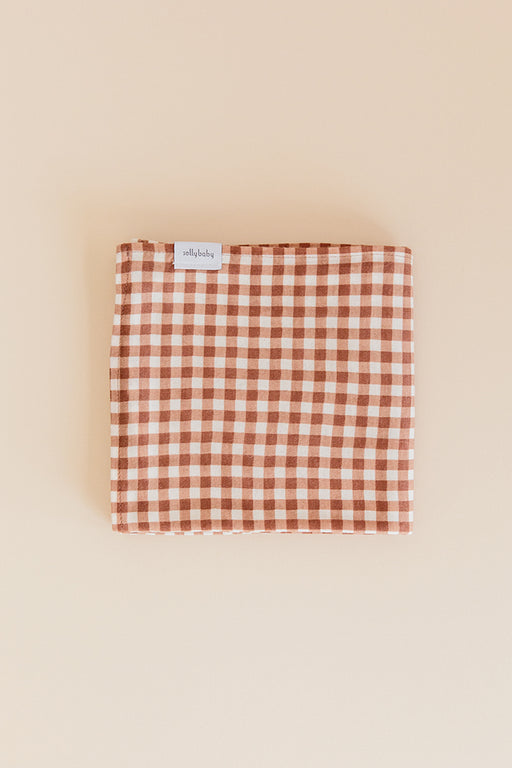 SWADDLE - Ginger Check