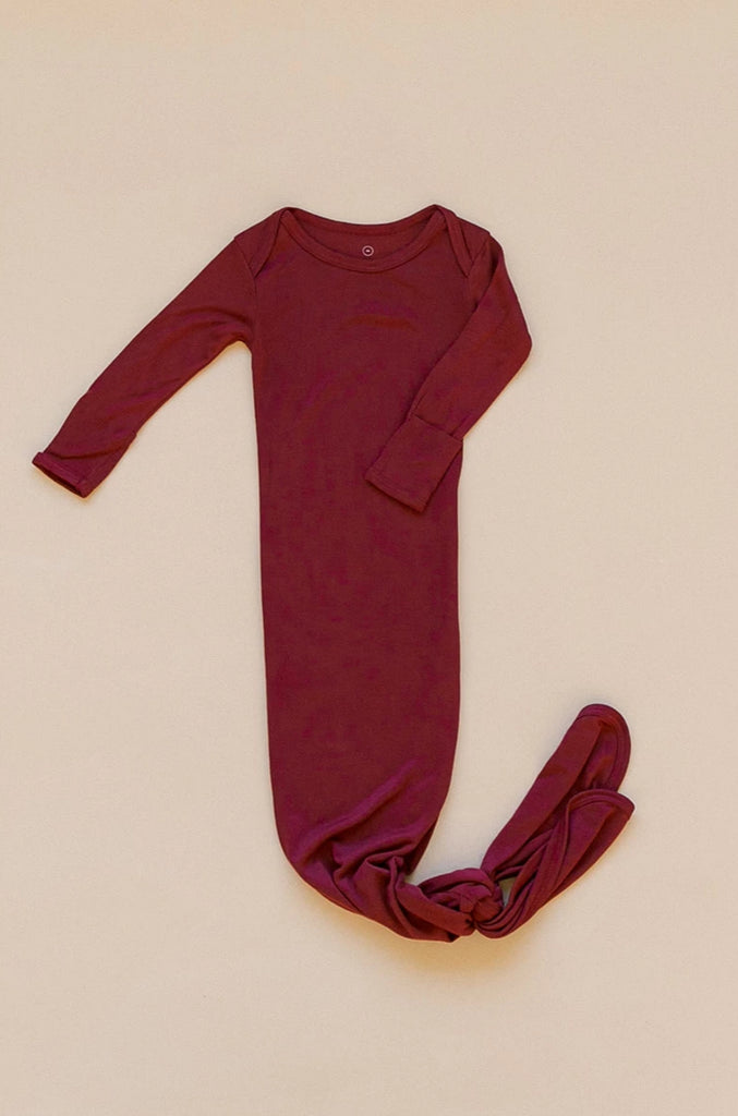 SLEEP GOWN - Rosewood