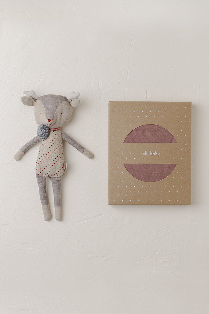 Maileg Reindeer + Dolly Bundle