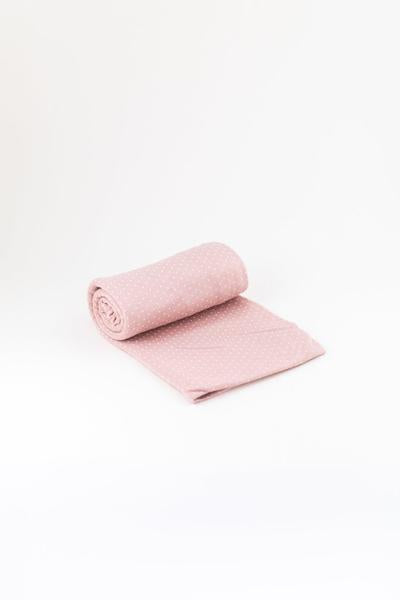 SWADDLE - Blush Swiss Dot