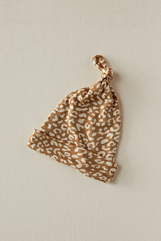KNOTTED HAT - Leopard