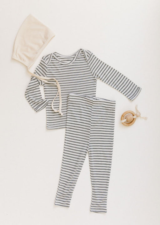 SLEEPER - Natural & Grey Stripe