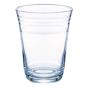 Party cup in glass