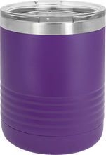 Load image into Gallery viewer, Customizable Stainless Steel Vacuum Insulated Tumbler w/Clear Lid