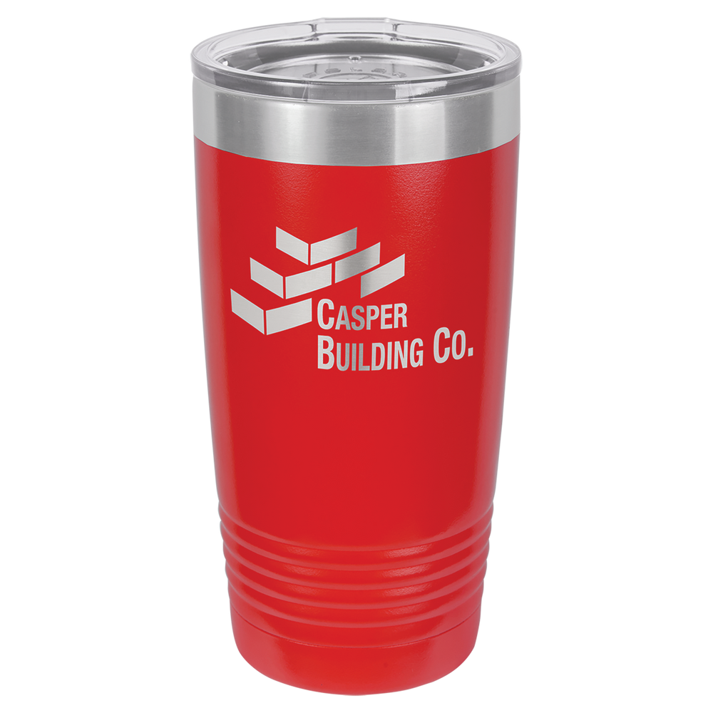 Customizable Stainless Steel Vacuum Insulated Tumbler