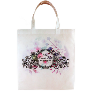 "Load image into Gallery viewer, 15"" x 15 3/4"" Tote Bag"