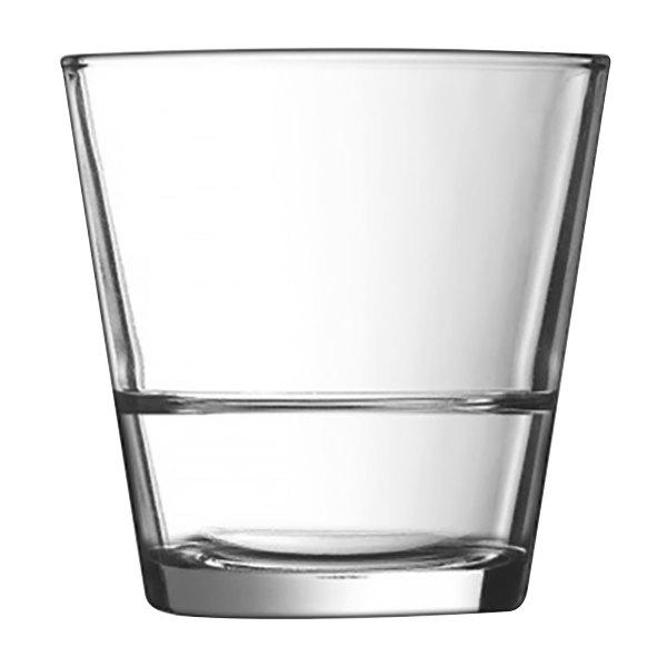10.5 oz old fashioned glass