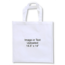 "Load image into Gallery viewer, 10"" x 12"" Personalized Tote Bag"