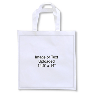 "10"" x 12"" Personalized Tote Bag"