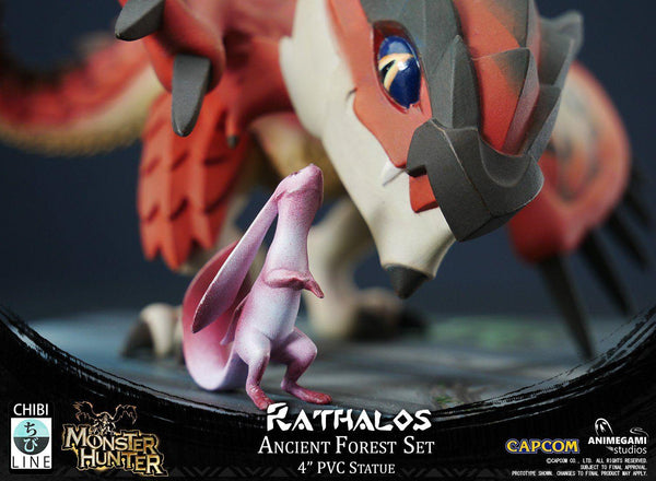 Monster Hunter - Rathalos (Exclusive Edition) Chibi Line Animegami Studios