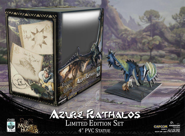Monster Hunter - Azure Rathalos (Limited Edition) Chibi Line Animegami Studios