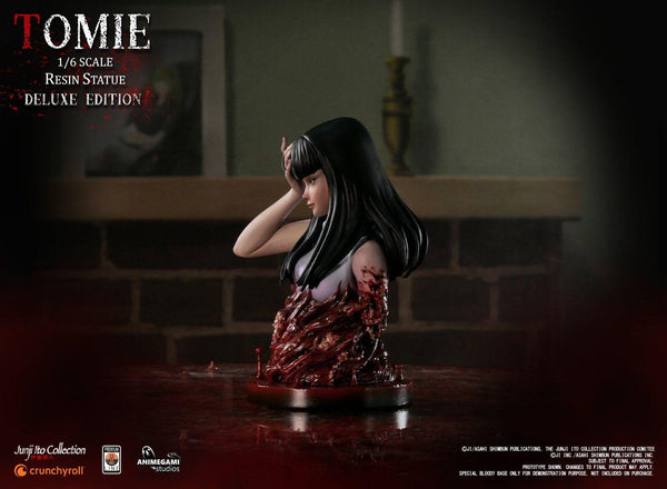 Junji Itō Collection - Tomie 1/6 Resin Statue (Exclusive Edition) Premium Line Animegami Studios