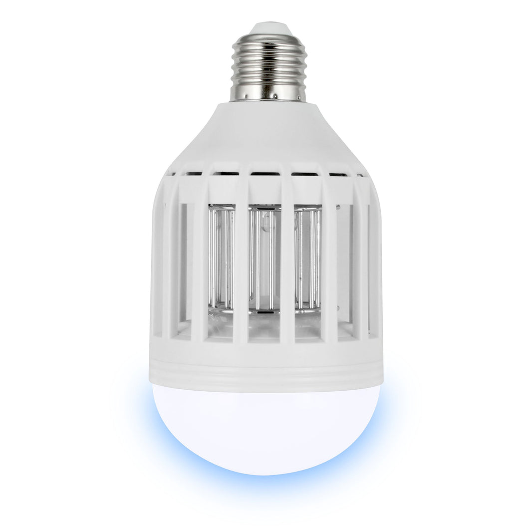 ZapBulb 2-in-1 Mosquito Zapper & LED Light Bulb