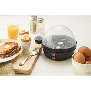 Black Egg Cooker