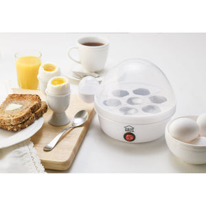 White Egg Cooker