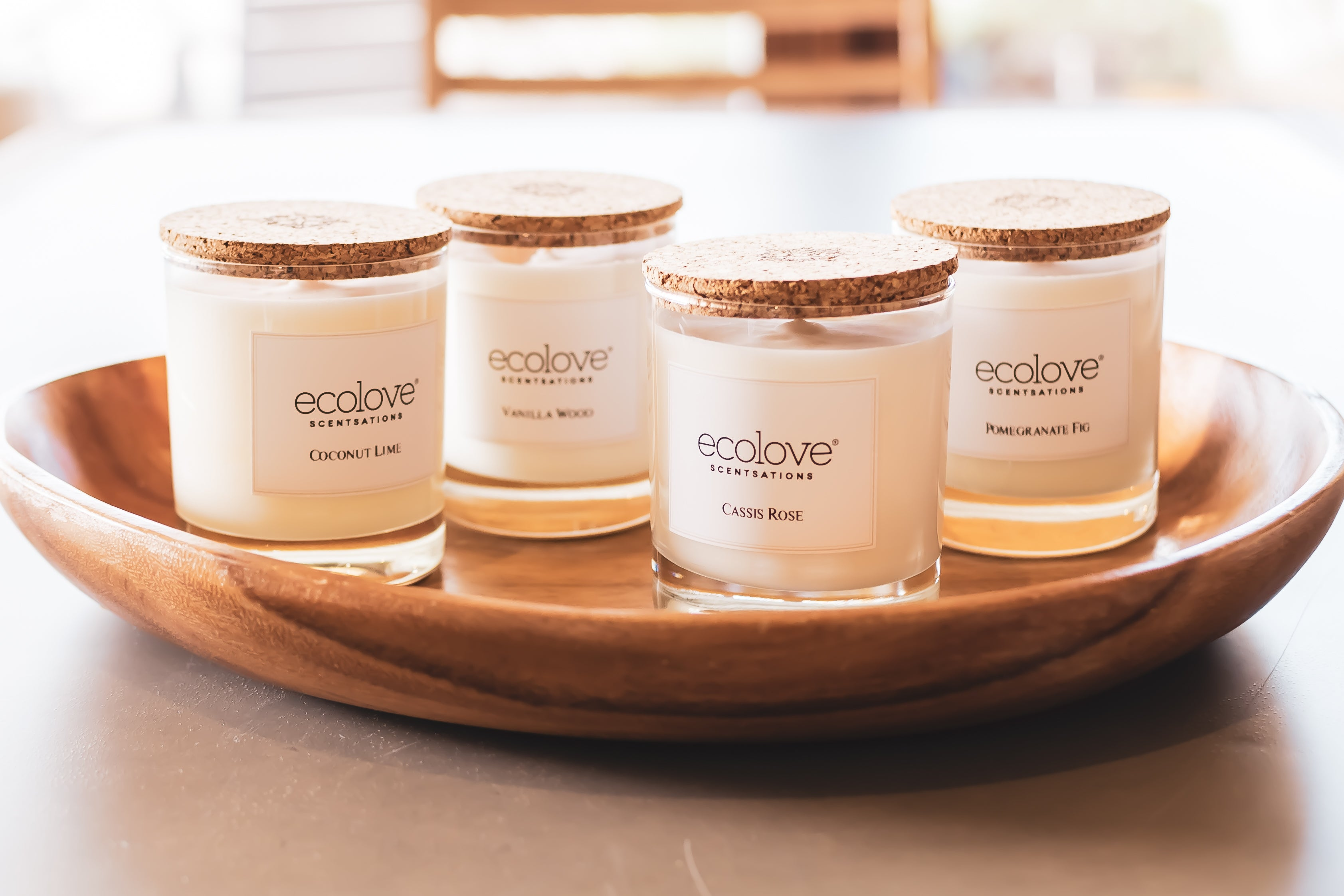 Soy candles collection - Rima Shop