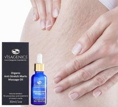 Anti Stretch Marks Oil