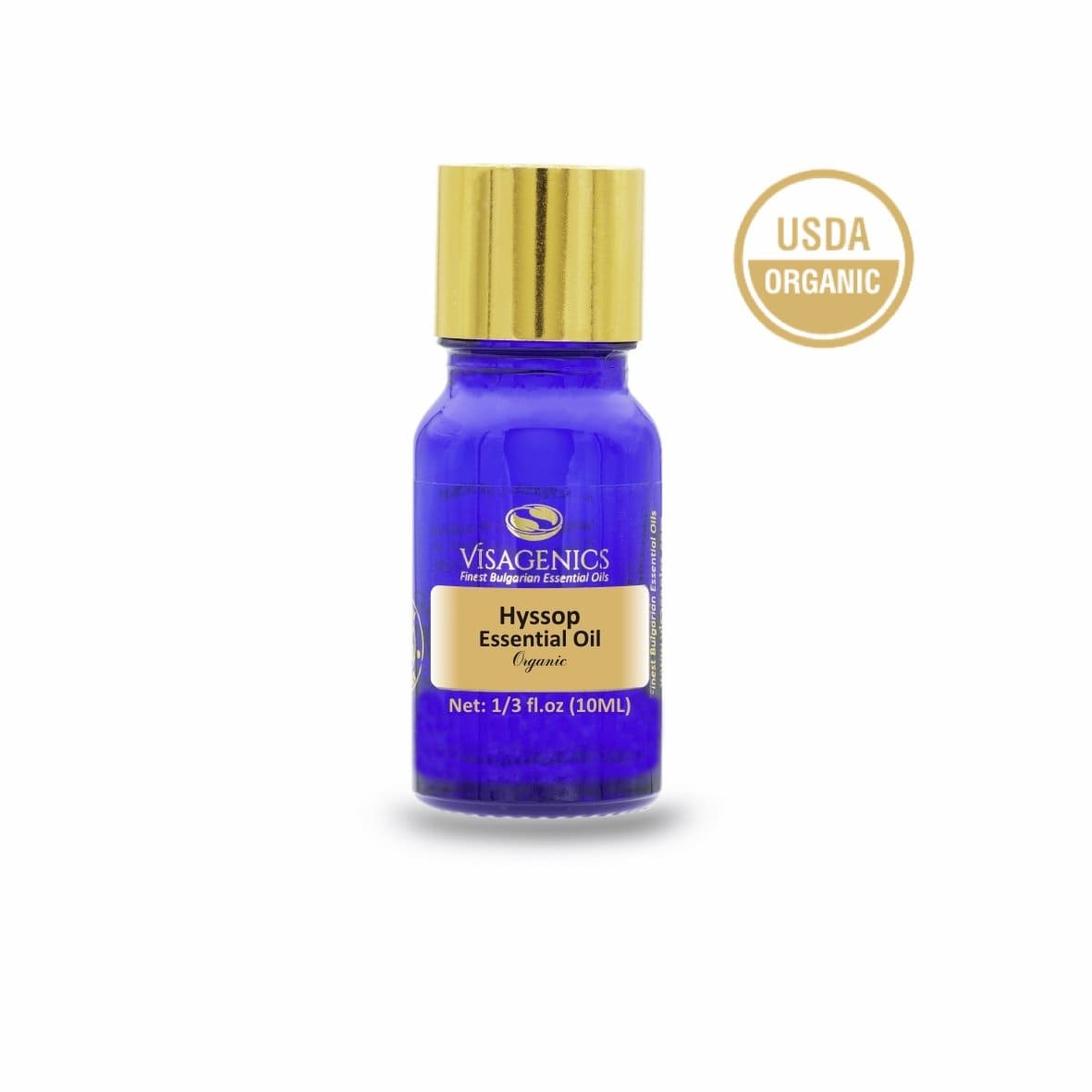 Hyssop Essential Oil | USDA Organic | 100% Pure | Exceptional