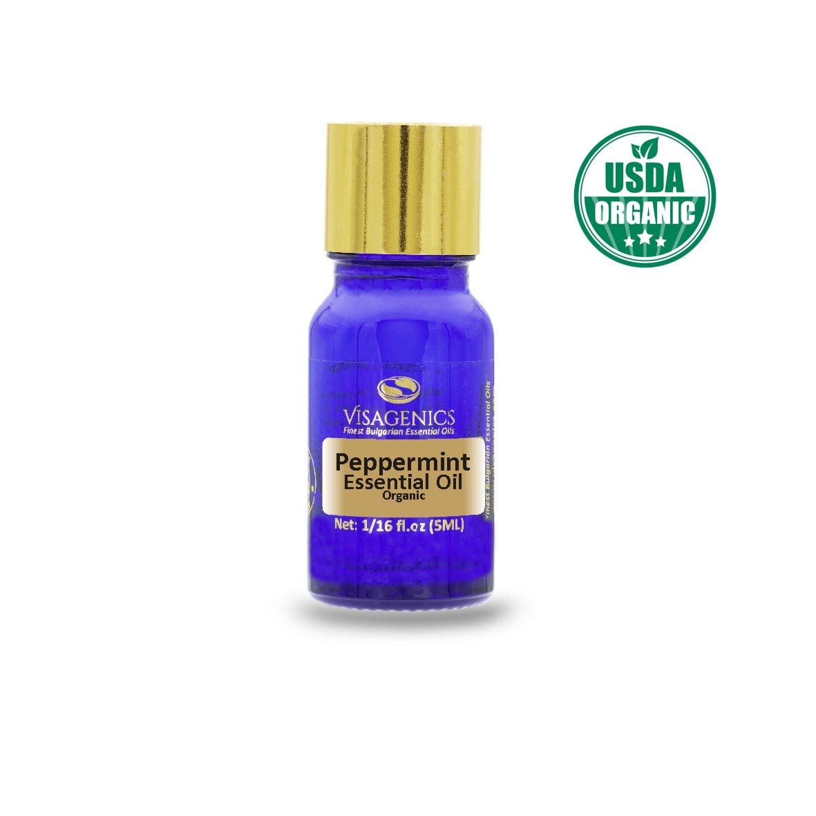 Peppermint Essential Oil | USDA Certified Organic
