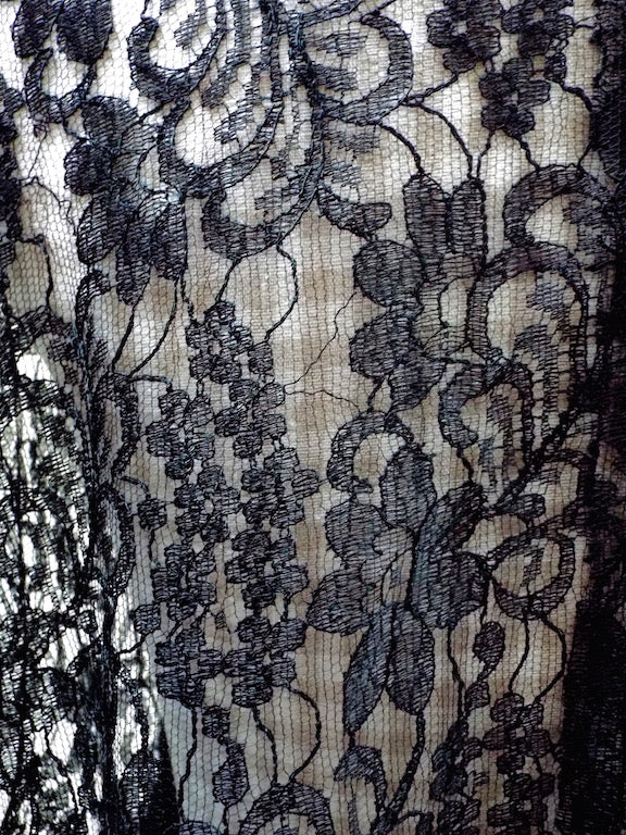 Lace-and-Silk-Jacket