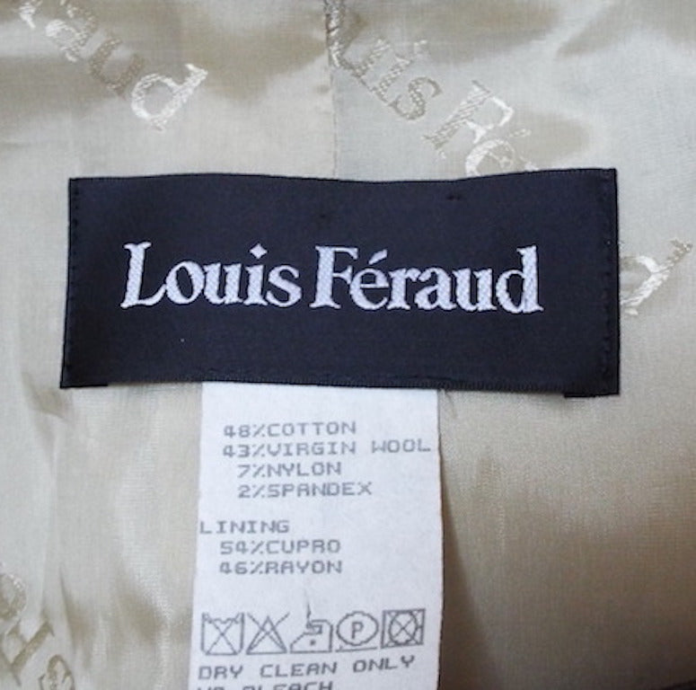 Louis-Féraud-Coat-Dress