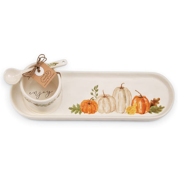 Gather Dip and Tray Set - Shop House Market