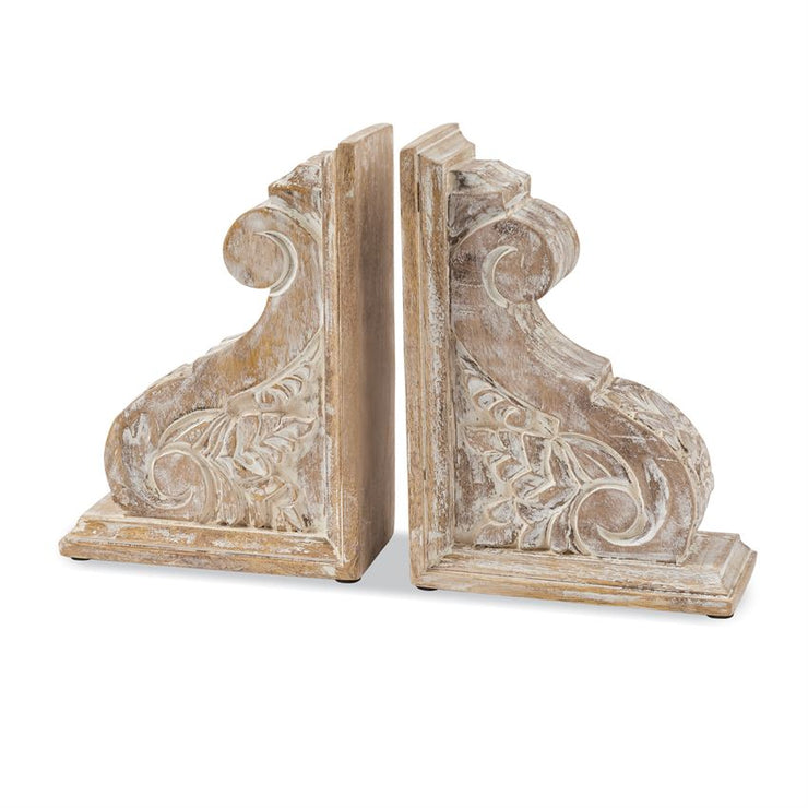Bluffton Carved Scroll Corbel (One) - Shop House Market