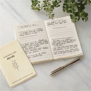 Handcrafted Journal for Moms - Shop House Market