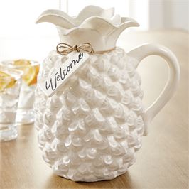 Welcome Home Pineapple PITCHER - Shop House Market