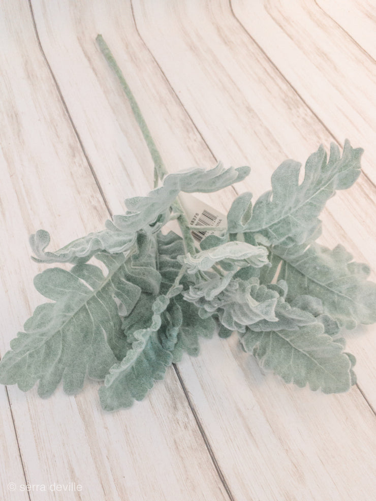 Farmhouse Dusty Miller Spray - Shop House Market