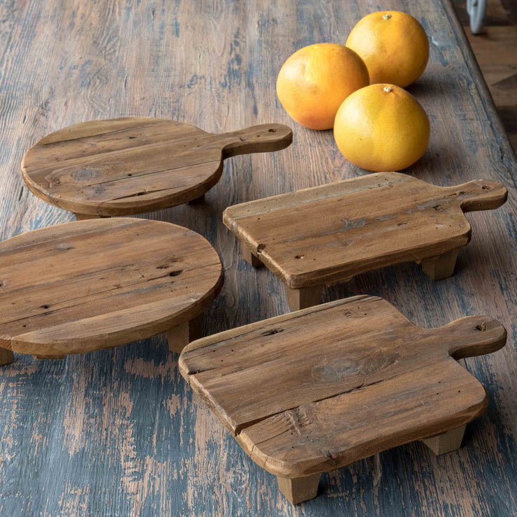 Wooden Cutting Board Risers - Shop House Market