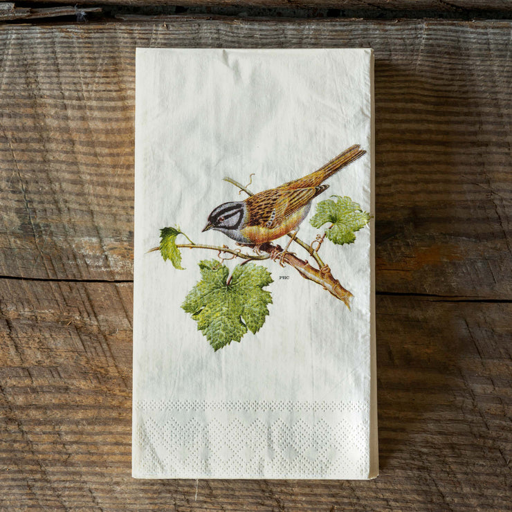Songbird Paper Napkins - Shop House Market