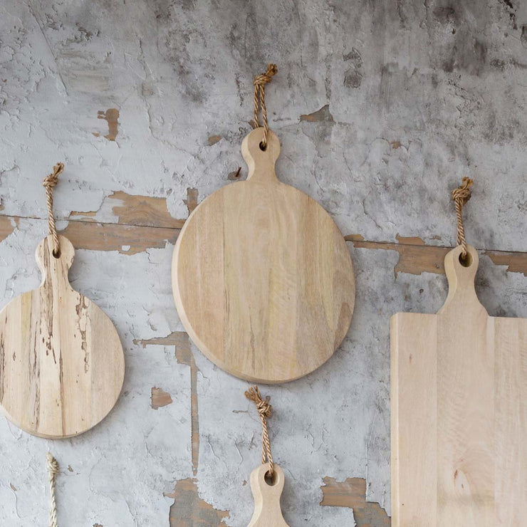 Round Cutting Board - Shop House Market