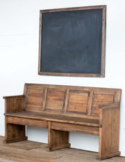 Two Sided Large Blackboard - Shop House Market