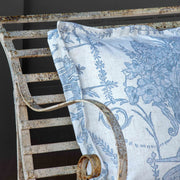 French Quarter Blue Pillow - Shop House Market