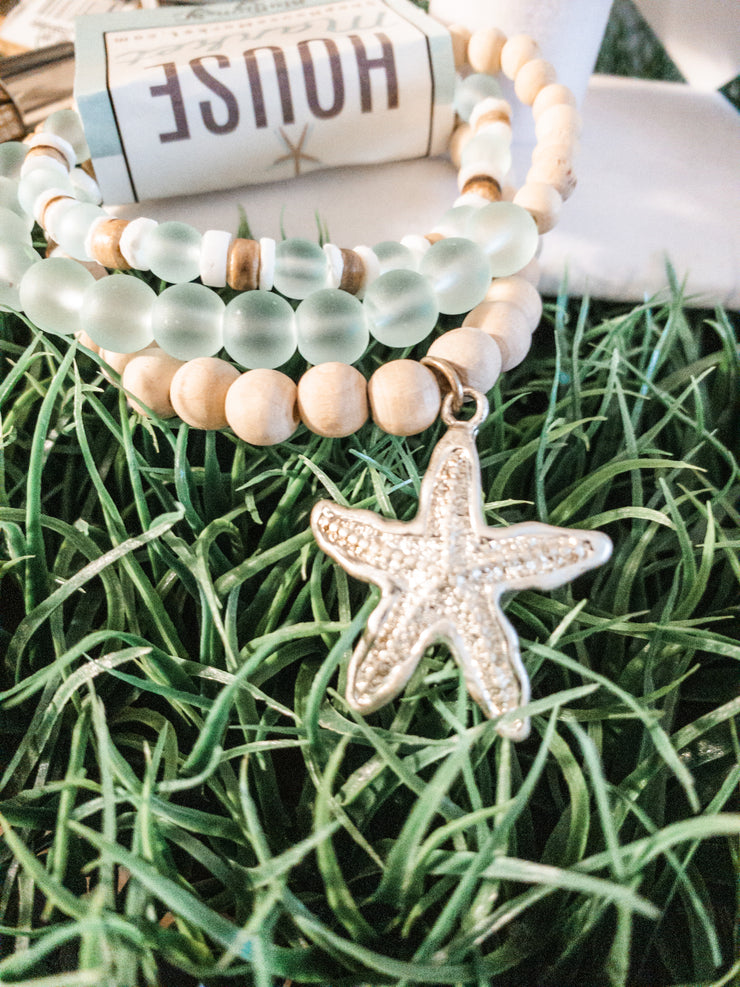 Starfish Beads Bracelet - Shop House Market