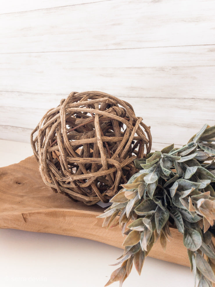 Twisted Vine Ball - Shop House Market
