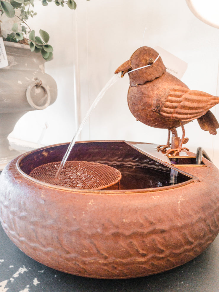 Bird Fountain - Shop House Market