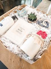 Medium White gift box - Shop House Market