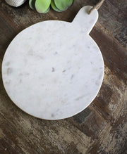 Modern White Marble Cutting Board - Shop House Market