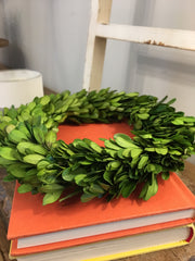 Boxwood Wreath - Shop House Market