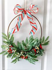Christmas Ring Wreath - Shop House Market