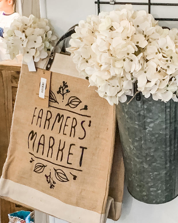 Farmers Market Tote - Shop House Market