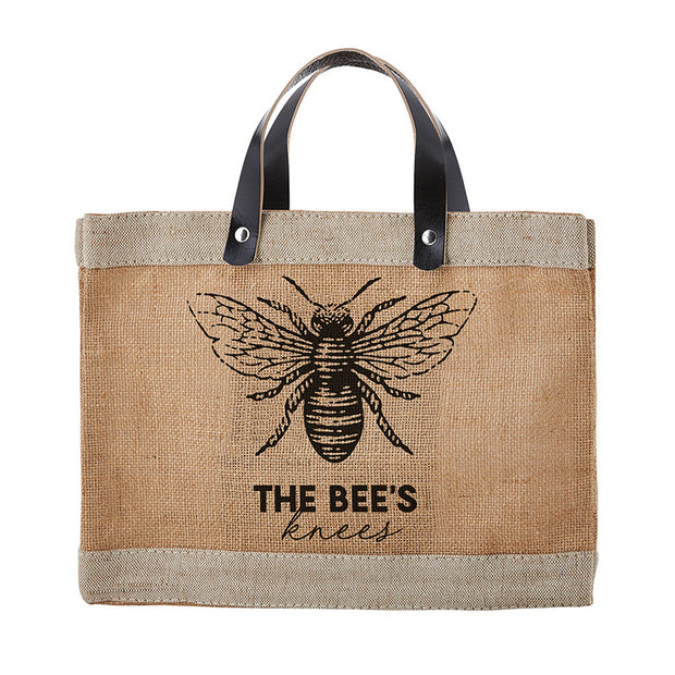 Mini Market Tote-Bees Knees - Shop House Market
